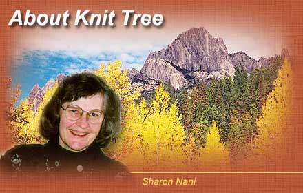 Sharon Nani Owner of the Knit Tree