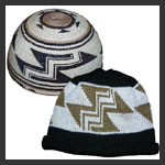 Stairway to Heaven Knit  Basketry Cap in Sizes Baby Child and Adults
