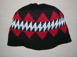Featured Design ~ Sturgeon ~ Adult Knit Native Beanie Version 2