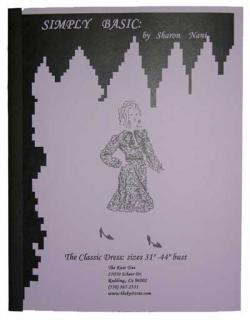 Simply Basic: The Classic Dress Booklet by Sharon Nani