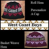 Personalize the Native Cap with your Name to Use ~ Snake Nose Design