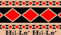Hil-le' Hil-le' Greeting Wallhanging from the Yokuts of Central California ~ Sna