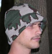 Camo Winona© Survivor Hat in Colorway H