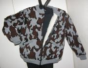 Knit Lined Winona Camo Elite Cardigan Jacket color S Grey Black Brown
