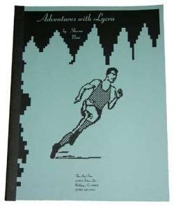 Adventures with Lycra Booklet by Sharon Nani ~ Patterns Written for Machine Knit