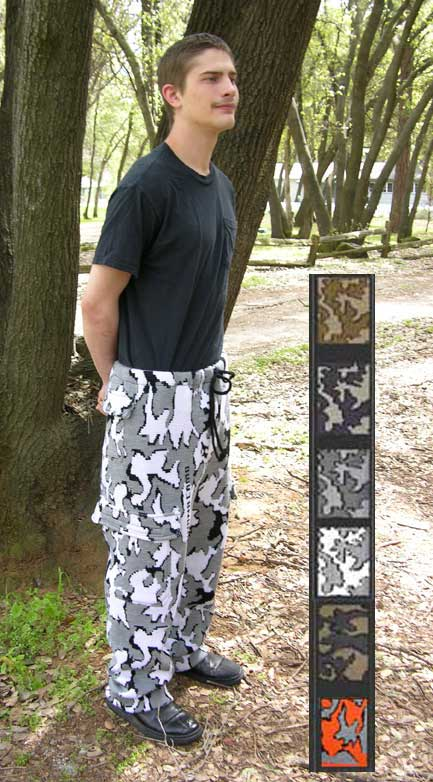 """""""Knit Winona Camouflage Cargo Pants"""" ~ Choose Color, Size ..."""